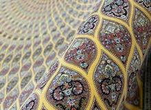 للبيع سجاد ايراني قياس 3/5×2/5
