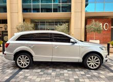 2011 Audi Q7 S Line v6 3.0 Supercharged with 7 seats