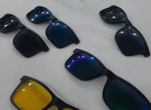 نظارات شمسية جديدة