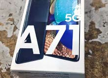 Samsung galaxy A71 5g new condition 128gb rom  8gb ram exchange good mobile