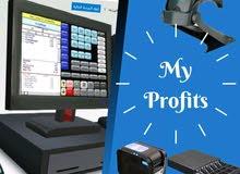 profits cashier