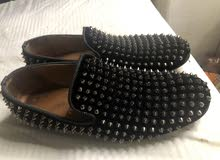 louboutin shose with spikes size 42 use