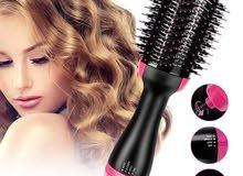 فرشاة الشعر الحرارية