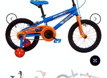 """hot wheel brand new cycel 16""""about 5 to 8 years kids"""