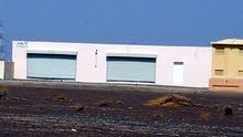 Industrial land for rent on an area of 3000 square
