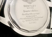 "ساعه ""BENTLEY ""limited edition"