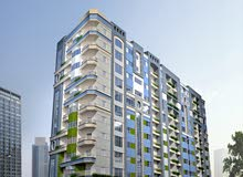 شقة مميزة بمساحة 155م بجاردنز حي الجامعة - شارع الفاصل منطقة الزعفران