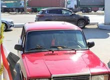 سيارة لادا موديل 2013 . باور وتكيف . فابريكا بالكامل ماعادا جنبين