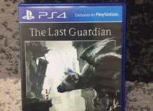 THE LAST GUARDIAN FOR SALE