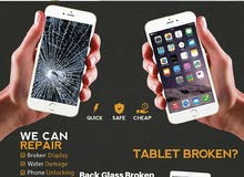 Mobile Phones Repair and Unlocking services