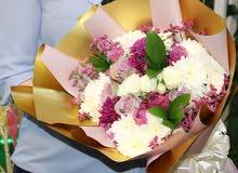 جنة الورود للزهور