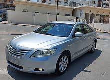 AED 13500/= (خليجي) 2009 - GLX - TOYOTA CAMRY - GCC - CRUISE CONTROL