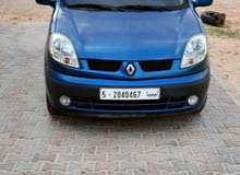 Manual Blue Renault 2004 for sale
