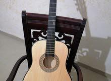 جيتار جديد وبحاله جيده جدا