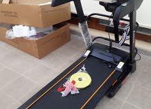 سير جري جديد متكامل ويحمل لعند 130 kg كما موضح بالصور مع ضمان سنه