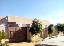 منزل للبيع في منطقه بير التوته خلف شركه النهر
