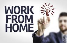 مطلوب كاتب محتوى للعمل من المنزل