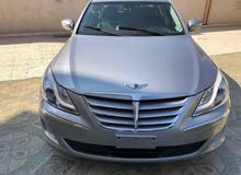 Automatic Green Hyundai 2013 for sale