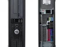 """core 2 due """" Dell Optiplex 745 """" رام 2 جيجا """" فيجا انتل // مناسب جدا للاستعمال الشخصي والمكتبي //"""