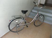 دراجه هوائيه بحاله ممتازه 3 غيارات