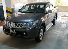 Diesel Fuel/Power   Mitsubishi L200 2016