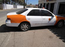 White Toyota Camry 1997 for sale