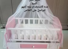 سرير طفل استعمال بسيط