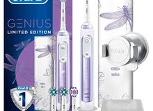 اورال بي جينيس 9000 فرشاة أسنان نسخة محدودة