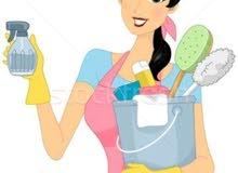 عاملات ( يومي/ أسبوعي/ شهري ) للمنازل