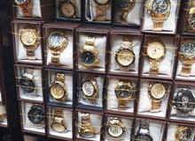 ساعات رجاليه من ارقى موديلات طلاء ثابت تناسب جميع الاذواق  سعر الساعه 30الف  سعر