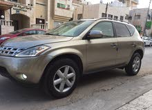 Automatic Nissan Murano for sale