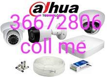 CCTV camera new fixing call me