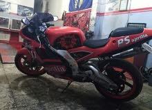 دراجة نارية للبيع الرجاء اي ستفسار على الرقم مرخصة سنة 6 غيار متور 250