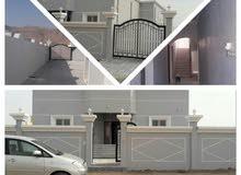 منزل للبيع 3غرف منطقة الغليلة