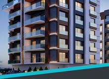 للإيجار عمارة حديثة مساحة 500 متر 3 طوابق