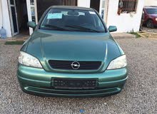 Automatic Green Opel 2002 for sale