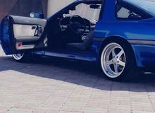 1989 Used Supra with Manual transmission is available for sale