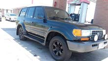 Toyota Land Cruiser 1996 for sale in Tripoli