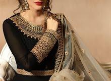 ساري فستان هندي