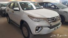 Toyota Fortuner car is available for sale, the car is in New condition