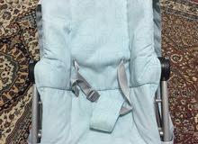 كرسي بيبي + مصفاه ادوات البيبي + حافظه حراراه للرضاعات