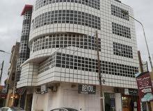 عماره في سوق العمله اجار مكاتب مقابل سوق السيارات