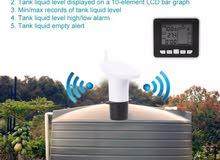 جهاز قياس الماء في خزان المنازل قبل إنتهاء الماء منه