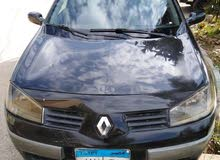 For sale Renault Megane car in Cairo