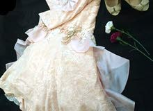 فستان سهرة للبيع