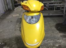Honda motorbike made in 2004