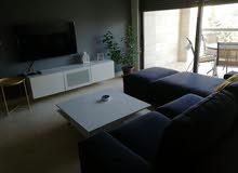 شقة للايجار طابق اول 100م - في عبدون الشمالي - 2نوم - تدفئة وتكييف