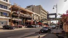 استديوهات وشقق للايجار اليومى بالهضبة الشيراتون القديم امام شاطى دريم بيتش