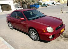 Subaru Impreza 2001 For sale - Red color