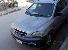 Gasoline Fuel/Power   Kia Sorento 2006